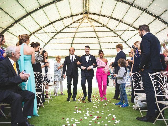 Il matrimonio di Andrea e Carolina a Bergamo, Bergamo 76