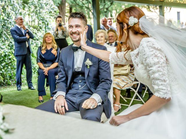 Il matrimonio di Andrea e Carolina a Bergamo, Bergamo 95