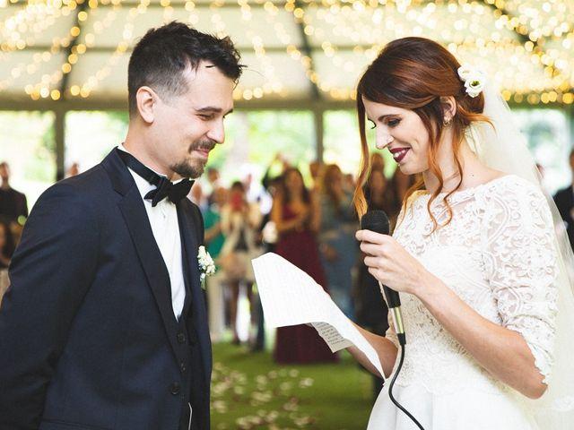 Il matrimonio di Andrea e Carolina a Bergamo, Bergamo 102