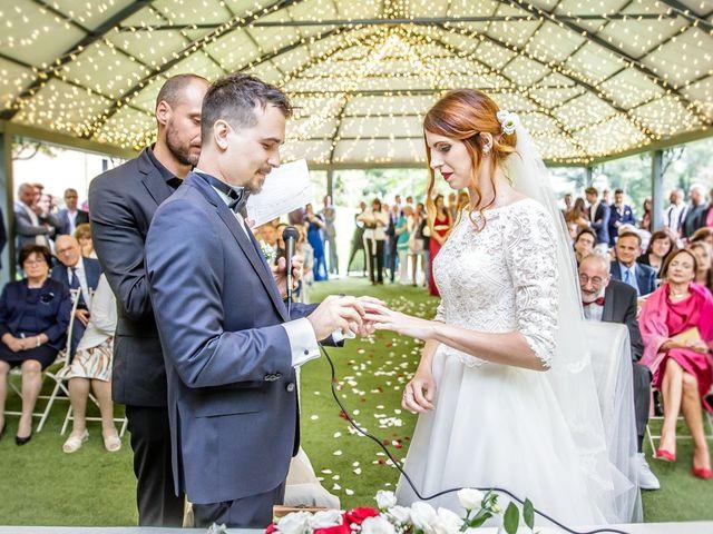 Il matrimonio di Andrea e Carolina a Bergamo, Bergamo 106