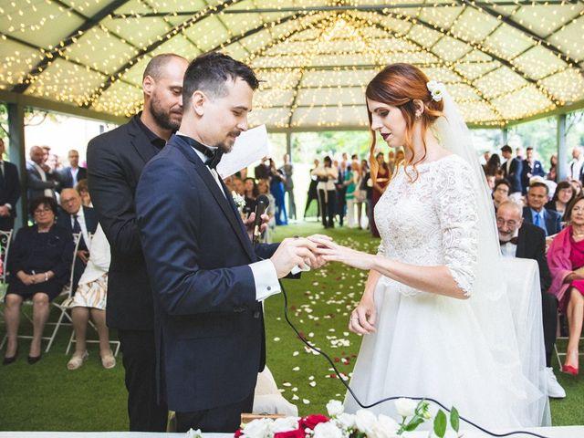 Il matrimonio di Andrea e Carolina a Bergamo, Bergamo 107
