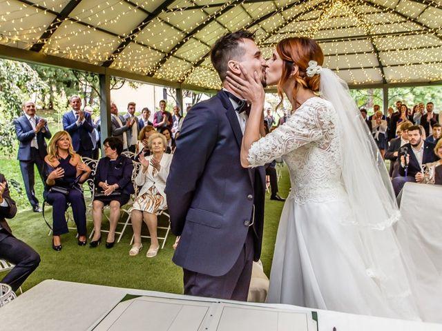 Il matrimonio di Andrea e Carolina a Bergamo, Bergamo 112