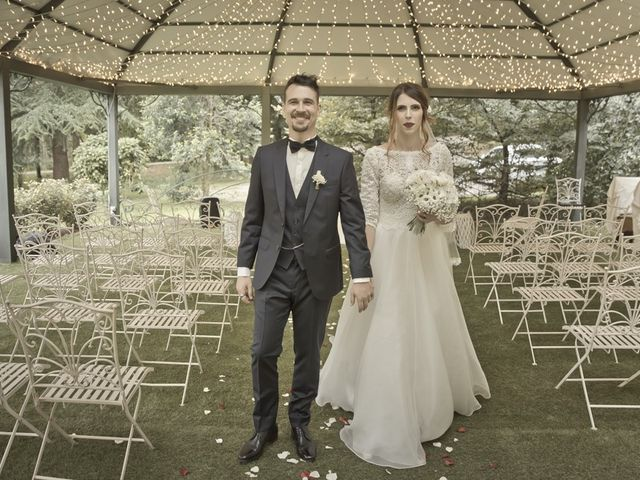 Il matrimonio di Andrea e Carolina a Bergamo, Bergamo 115