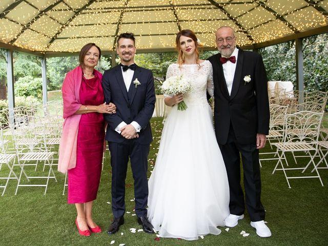 Il matrimonio di Andrea e Carolina a Bergamo, Bergamo 117