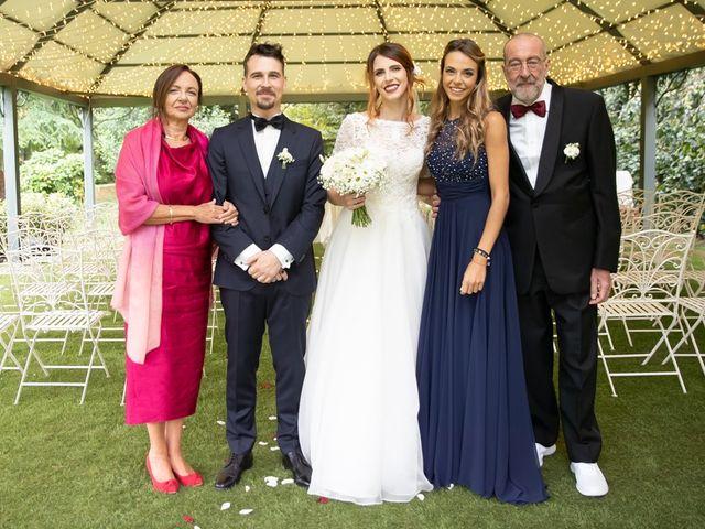 Il matrimonio di Andrea e Carolina a Bergamo, Bergamo 118