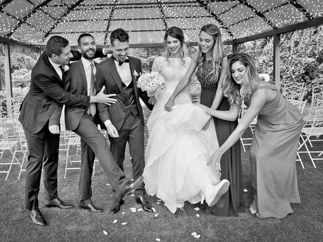 Il matrimonio di Andrea e Carolina a Bergamo, Bergamo 120