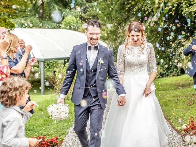 Il matrimonio di Andrea e Carolina a Bergamo, Bergamo 127