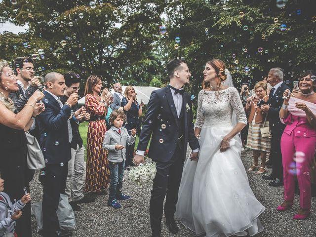 Il matrimonio di Andrea e Carolina a Bergamo, Bergamo 128