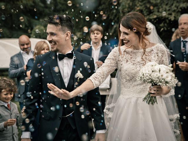 Il matrimonio di Andrea e Carolina a Bergamo, Bergamo 131
