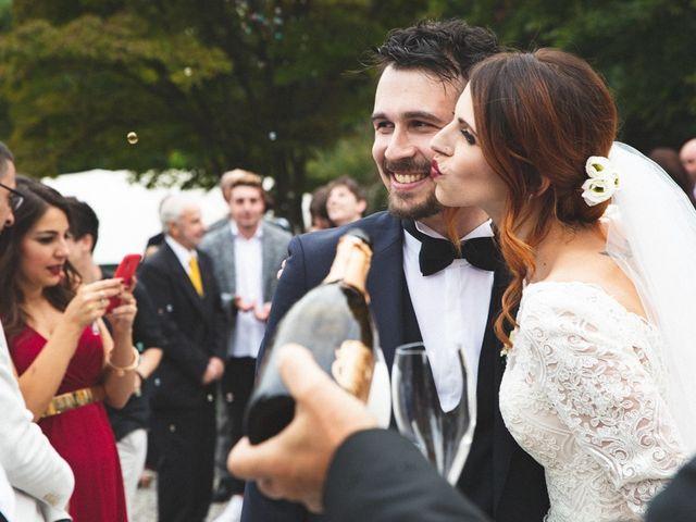 Il matrimonio di Andrea e Carolina a Bergamo, Bergamo 136