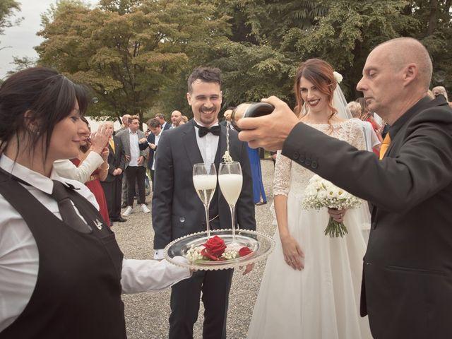 Il matrimonio di Andrea e Carolina a Bergamo, Bergamo 137