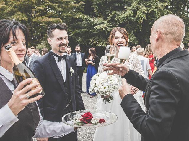 Il matrimonio di Andrea e Carolina a Bergamo, Bergamo 138