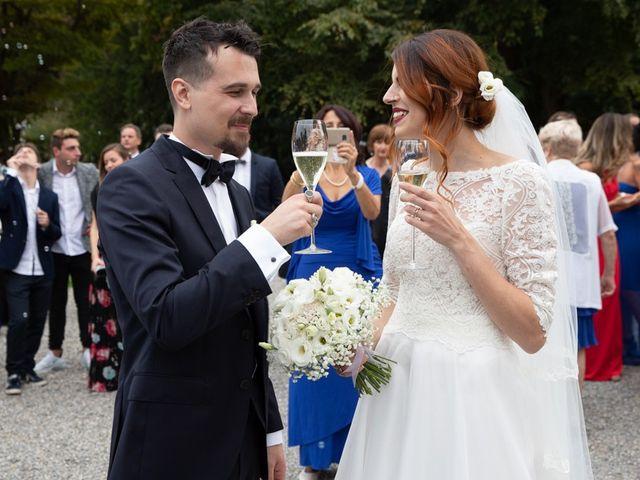Il matrimonio di Andrea e Carolina a Bergamo, Bergamo 139