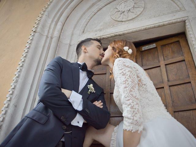Il matrimonio di Andrea e Carolina a Bergamo, Bergamo 154