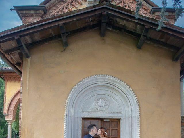 Il matrimonio di Andrea e Carolina a Bergamo, Bergamo 157
