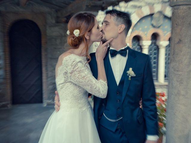 Il matrimonio di Andrea e Carolina a Bergamo, Bergamo 162