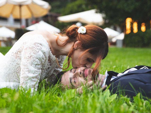 Il matrimonio di Andrea e Carolina a Bergamo, Bergamo 163