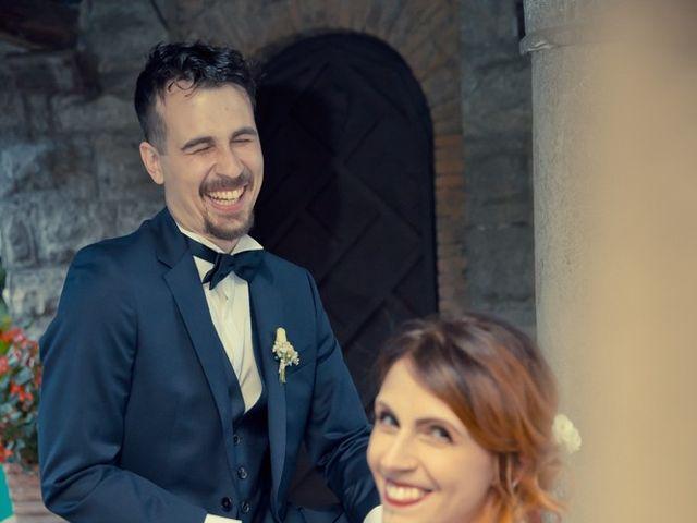 Il matrimonio di Andrea e Carolina a Bergamo, Bergamo 164
