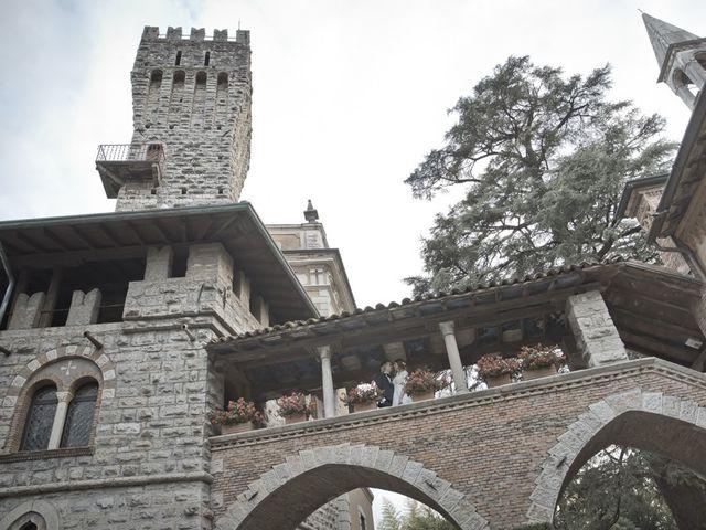 Il matrimonio di Andrea e Carolina a Bergamo, Bergamo 171