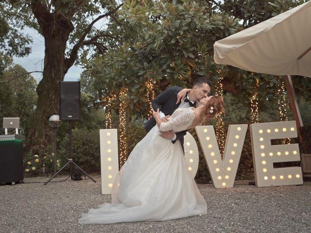 Il matrimonio di Andrea e Carolina a Bergamo, Bergamo 172
