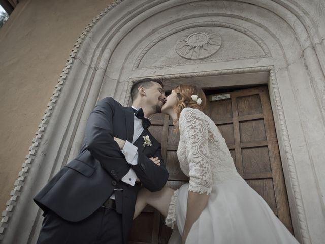 Il matrimonio di Andrea e Carolina a Bergamo, Bergamo 174