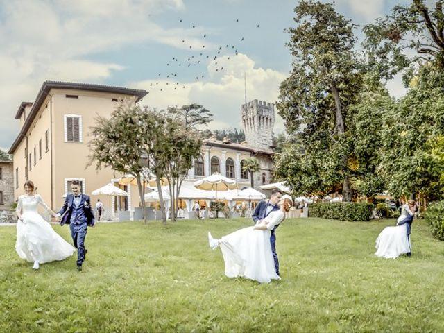 Il matrimonio di Andrea e Carolina a Bergamo, Bergamo 2