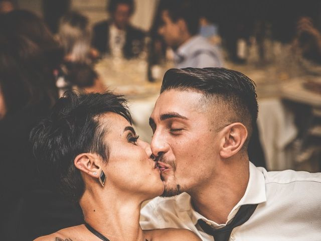 Il matrimonio di Andrea e Carolina a Bergamo, Bergamo 197