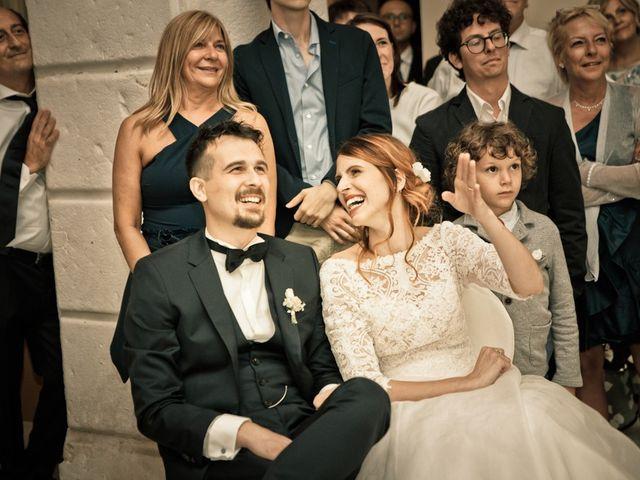 Il matrimonio di Andrea e Carolina a Bergamo, Bergamo 218