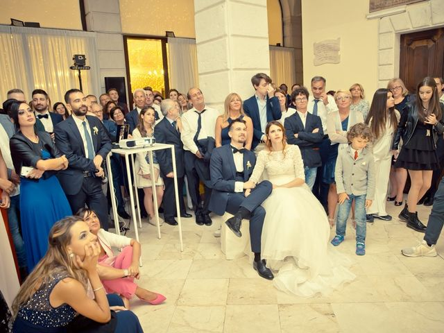 Il matrimonio di Andrea e Carolina a Bergamo, Bergamo 220