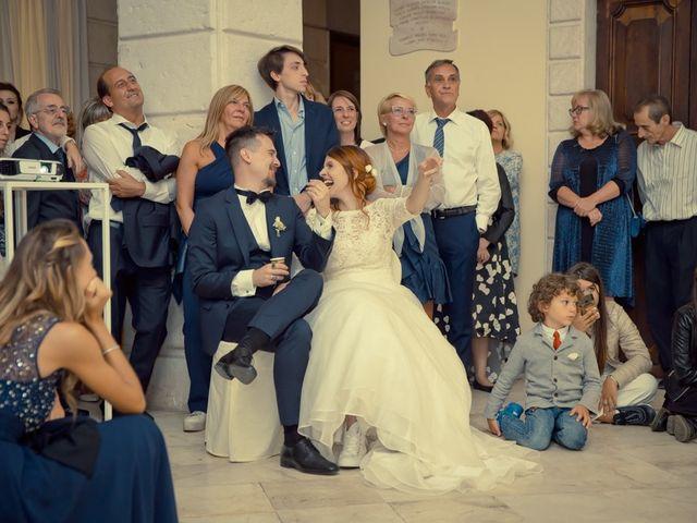 Il matrimonio di Andrea e Carolina a Bergamo, Bergamo 221