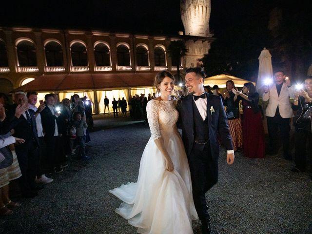 Il matrimonio di Andrea e Carolina a Bergamo, Bergamo 229