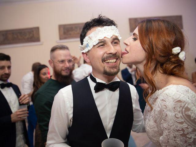 Il matrimonio di Andrea e Carolina a Bergamo, Bergamo 287