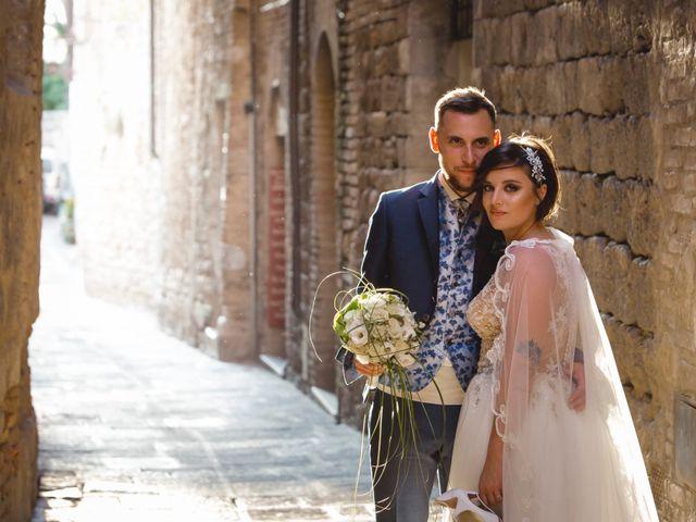 Il matrimonio di Cesare e Giulia a Empoli, Firenze 11