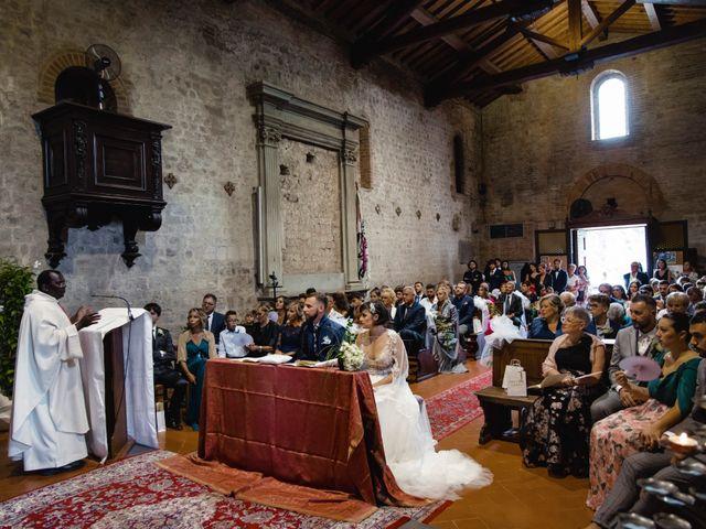Il matrimonio di Cesare e Giulia a Empoli, Firenze 16