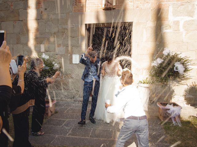 Il matrimonio di Cesare e Giulia a Empoli, Firenze 24