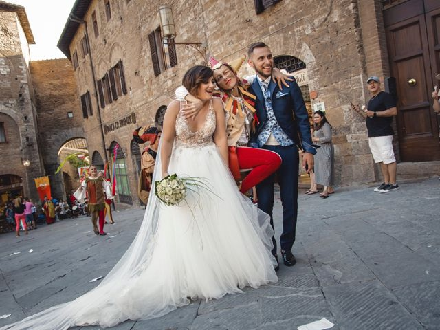 Il matrimonio di Cesare e Giulia a Empoli, Firenze 29