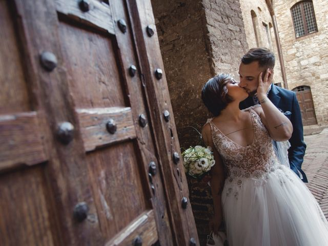 Il matrimonio di Cesare e Giulia a Empoli, Firenze 1