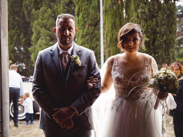 Il matrimonio di Cesare e Giulia a Empoli, Firenze 32