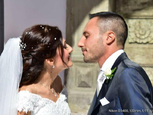 Le nozze di Liana e Mario