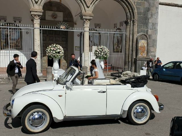 Il matrimonio di Mario e Liana a Napoli, Napoli 1
