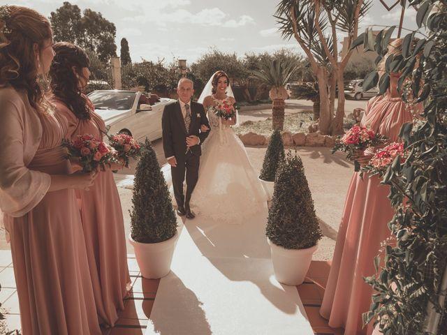 Il matrimonio di Vincenzo e Jessica a Trapani, Trapani 36