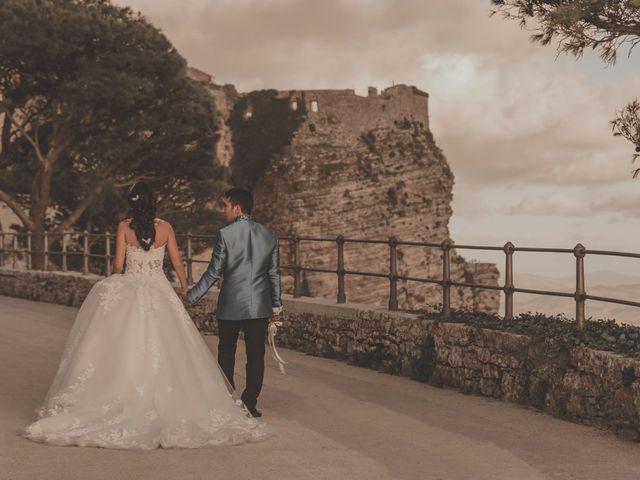 Il matrimonio di Vincenzo e Jessica a Trapani, Trapani 46