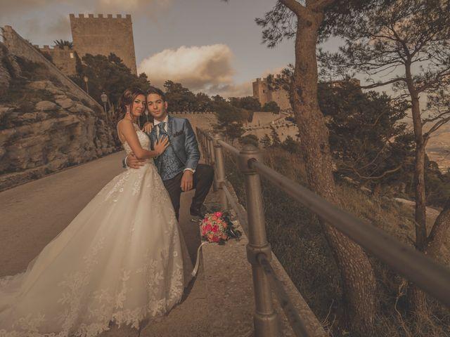 Il matrimonio di Vincenzo e Jessica a Trapani, Trapani 51