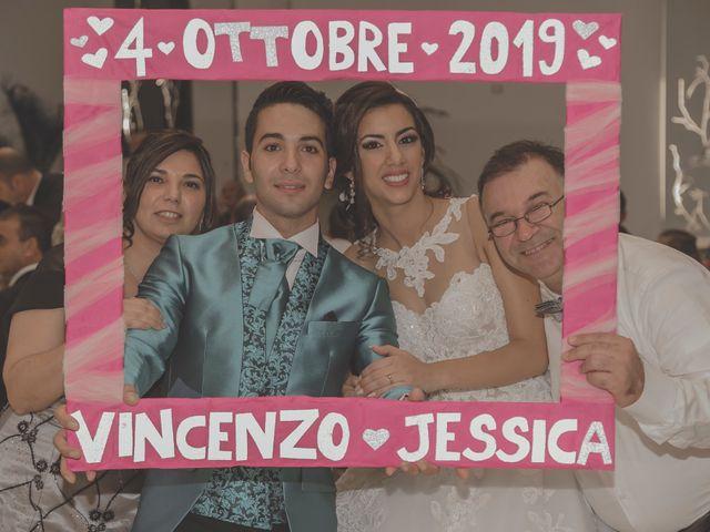 Il matrimonio di Vincenzo e Jessica a Trapani, Trapani 60