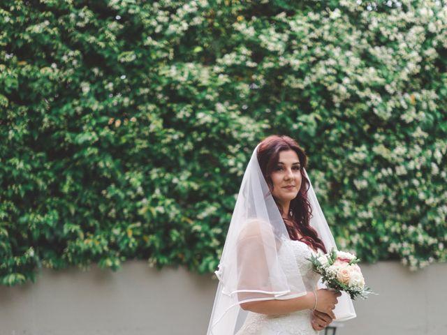 Il matrimonio di Simone e Martina a Frosinone, Frosinone 9