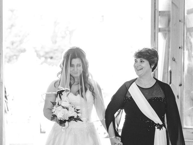 Il matrimonio di Simone e Martina a Frosinone, Frosinone 11