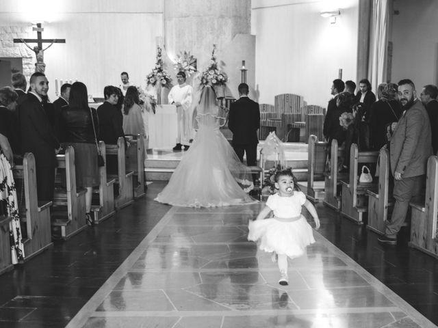 Il matrimonio di Simone e Martina a Frosinone, Frosinone 12