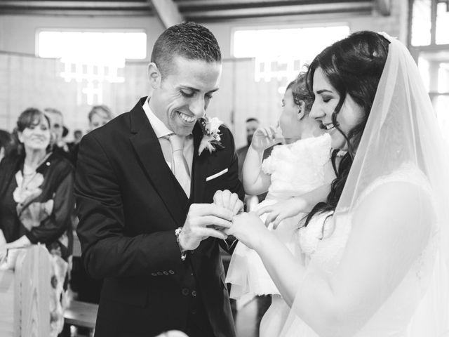 Il matrimonio di Simone e Martina a Frosinone, Frosinone 13