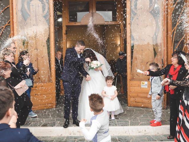 Il matrimonio di Simone e Martina a Frosinone, Frosinone 1