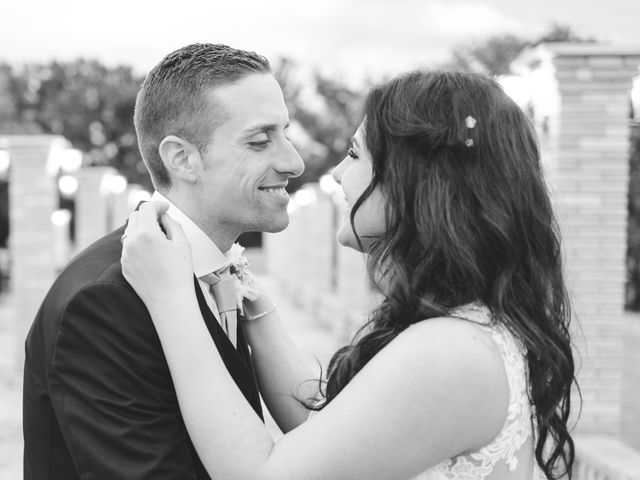 Il matrimonio di Simone e Martina a Frosinone, Frosinone 20